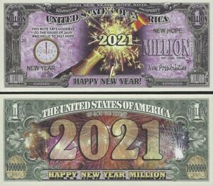 Happy-New-Year-2021-Million-Dollar-Limited-Edition-Play-Funny-Money-FREE-SLEEVE