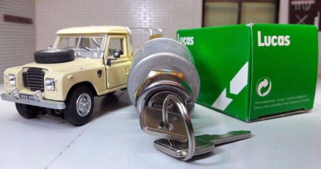 Original Lucas Benzin ZÜNDSCHALTER & Schlüssel 551508 Land Rover Serie 2a 3