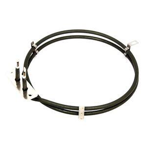 Pour Whirlpool Akp519 2000 Watts Ventilateur Circulaire Four Element-afficher Le Titre D'origine Brillant En Couleur