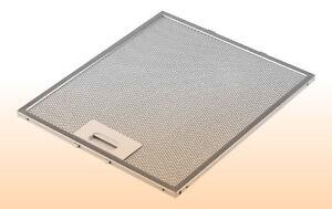 Metallfettfilter filter dunstabzugshaube für elica aeg electrolux