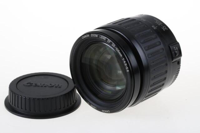 CANON EF 35-105mm f/4,5-5,6 - SNr: 331055