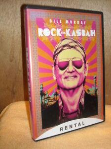 Details about Rock the Kasbah (DVD, 2016) Bill Murray Leem Lubany Zooey  Deschanel