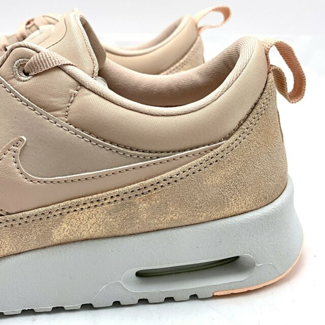 Nike Air Max Thea Premium Women's Sneakers Shoes Particle Beige 616723 206