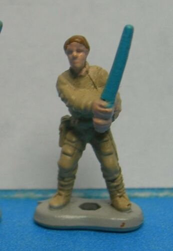 Star Wars Micro Machines LUKE SKYWALKER w// Lightsaber Bespin Figure Boba Fett