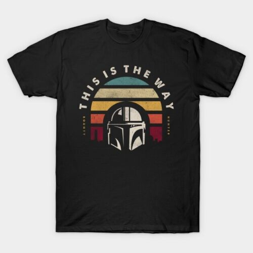 Bounty Hunter This Is The Way Vintage T-Shirt