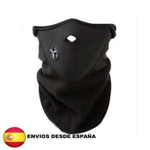 Mascara Termica De Neopreno Para Moto Anti Viento Frio Motocicleta Invierno Mhy2qztb-07225738-280359649