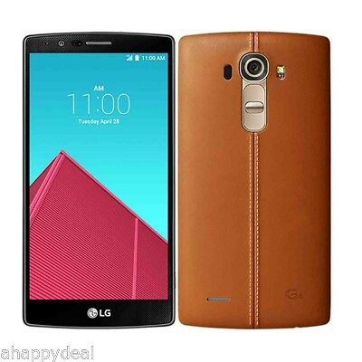 """LG G4 H810 5.5"""" 4G SmartPhone Android Hexa-core 3GB/32GB 16MP AAA+ Stock IT"""