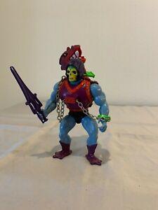 1984 MOTU DRAGON BLASTER SKELETOR - Masters Of The Universe figure He-Man