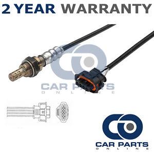 Para-Opel-Zafira-B-1-8-16-V-2005-4-Hilos-Lambda-Trasero-Sensor-De-Oxigeno-Sonda-De-Escape