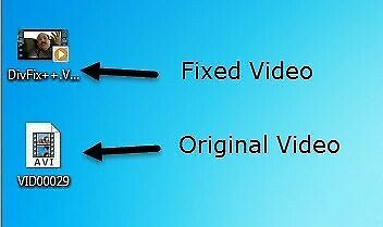 CORRUPTED VIDEO REPAIRS. Number 1 Forensic Expect