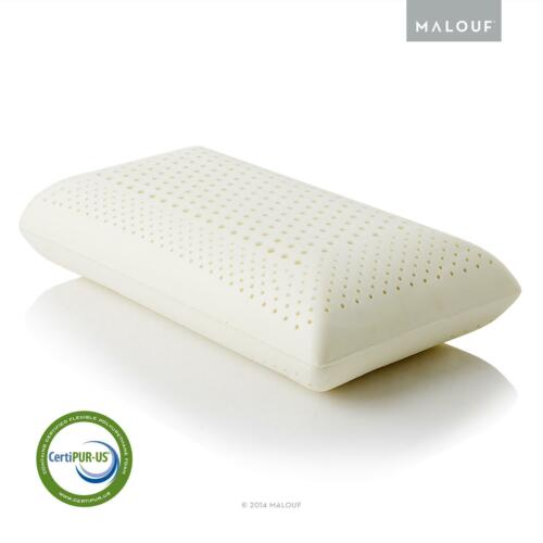 Z Zoned Ultra Soft Dough Foam Bed Pillow Queen and King Size 5 Year Warranty