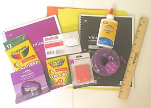 Back-to-School-Supply-Bundle-Kindergarten-to-Eighth-Grade-Crayons-to-Notebooks
