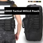 1000D Nylon Tactical Molle Waist Bag Medical First Aid Utility Emergency Pouch