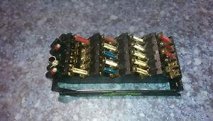 1977 mercedes 450sl fuse box mercedes w124 fuse box mercedes e-class w124 230e (1983-1995) genuine 230e fuse ...