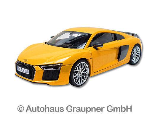 Audi r8 Coupe 1 18 Vegasjaune Modèle 2015 voiture miniature 5011518415 Coupé