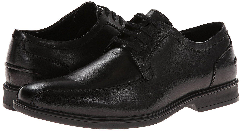 Kenneth Cole REACTION Men's Get Busy LE Oxford Shoe Black Size 9M