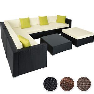 Set Da Giardino In Wicker.Aluminium Luxury Rattan Garden Furniture Sofa Lounge Set Outdoor