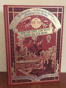Jules Verne Reise Zum Mond