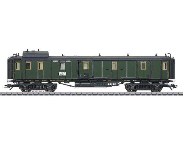 **   41379 h0 AC treno rapido-Borsaagli carrello ppü delle K. Bay. STS. B., NUOVO **