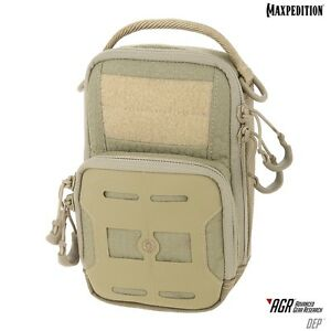 Maxpedition-DEPTAN-DEP-Daily-Essentials-Pouch-Tan