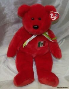 1f580702a60 NEW 1999 TY BEANIE BUDDY Plush 14