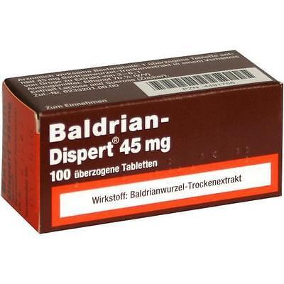 BALDRIAN DISPERT 45MG 100St 4491756