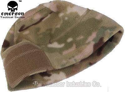 Fleece Tactical Watch Cap Emerson Airsoft Duty Outdoor Hunting MultiCam EM8542