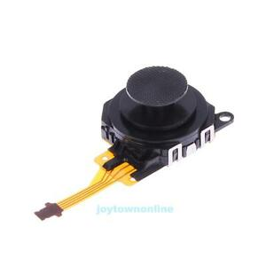New 3D Button Analog Joystick Thumb Stick Repair Part for Sony PSP 3000 Console
