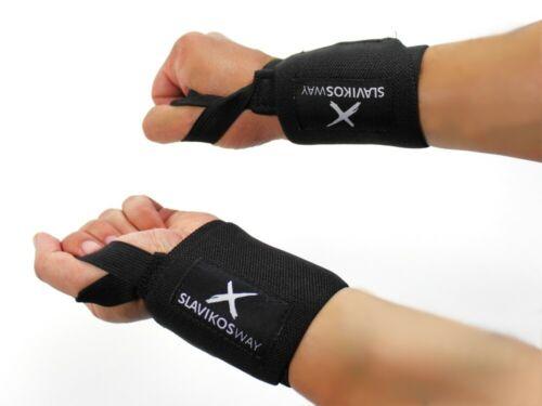 PREMIUM Slavikosway Handgelenk Bandage Calisthenics Body Building