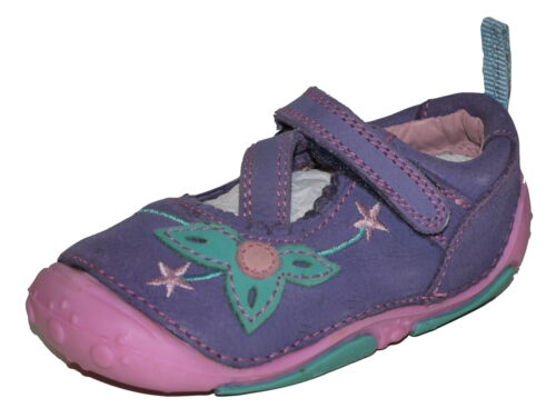 Hush Puppies Lilac Nubuck Shoes Various Sizes Chick