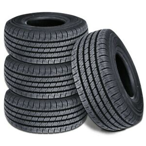 4-Lionhart-Lionclaw-HT-P245-65R17-105T-All-Season-Highway-Performance-Truck-Tire