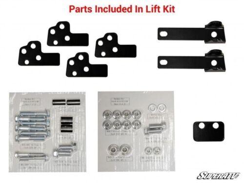 """SuperATV 2/"""" Lift Kit for Can-Am Outlander 800 Gen1 2005-2012 1000"""