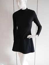 NEU Kleid, Dress, Minikleid, Damenoberteil, Etuikleid, Shirt, schwarz, Gr. XS/S