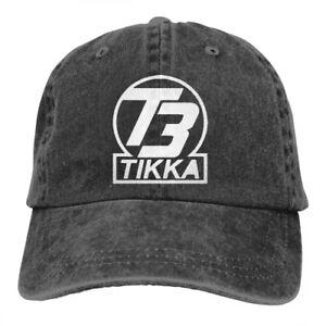Tikka-T3-Adjustable-Cap-Snapback-Baseball-Hat