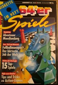 64er-Sonderheft-66-Spiele-C-64-Commodore-C64