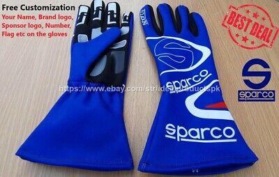 New Go Kart Gloves Race Karting Race Glove F1 Race gloves with Free Balaclava