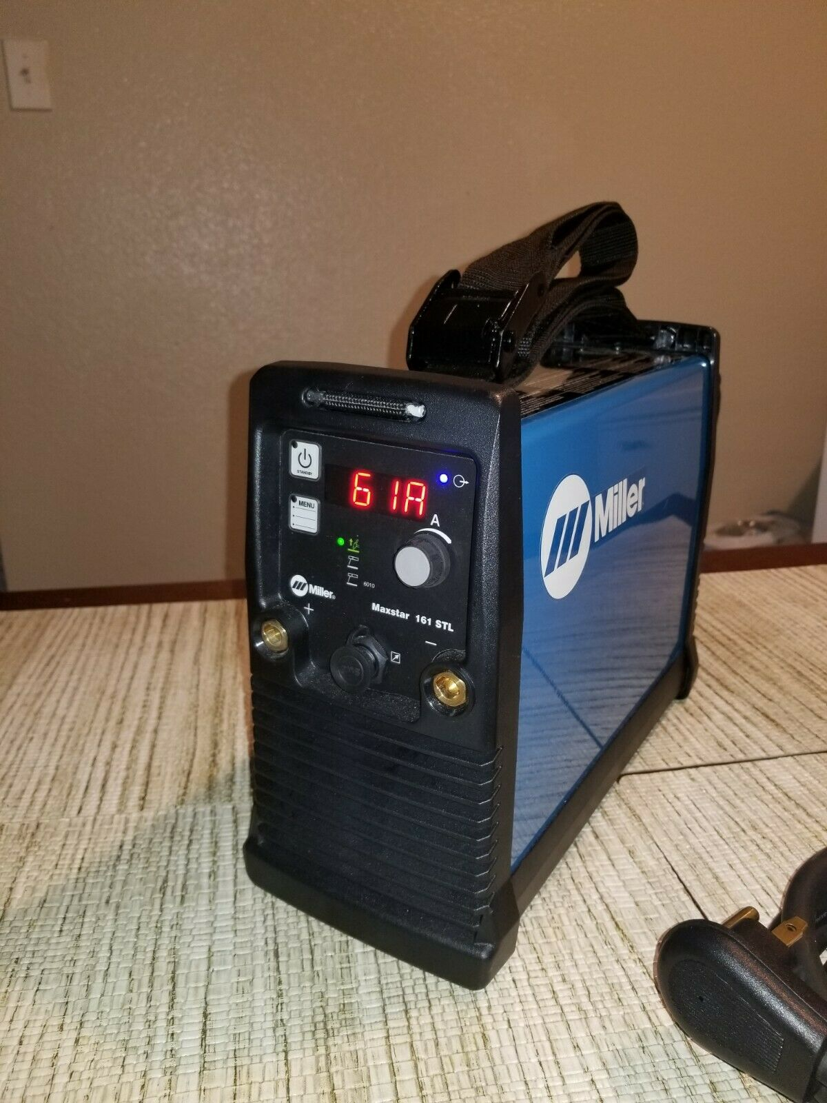 AMiller Maxstar 161 SLT . Tig ,Stick and 6010 capable.. Available Now for 1300.00