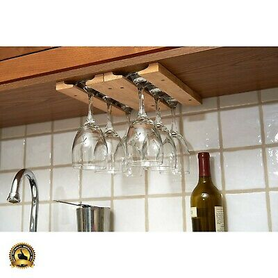 Rack Hanging Wall Mount Under Cabinet