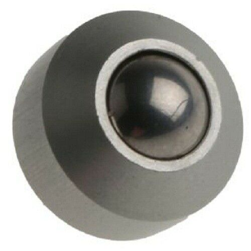 Alwayse STAINLESS STEEL BALL TRANSFER UNIT 4.8mm 5Kg Max Load, M2 2.5mm Stud