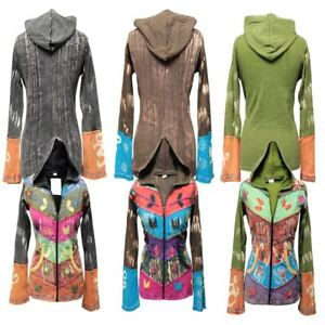 Women-Grunge-Emo-Goth-Hippie-Boho-Punk-Gypsy-Women-Festival-Hoodie-Retro-jacket