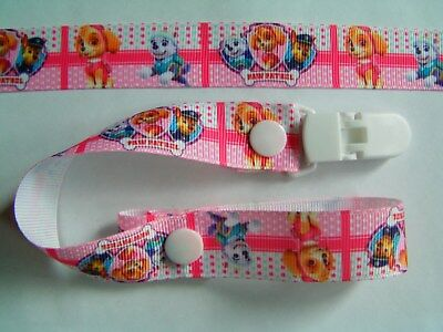 Buy Cheap Dummy Clip A Paw Patrol Gorgeous Dummy Strap Pacifier new Possessing Chinese Flavors