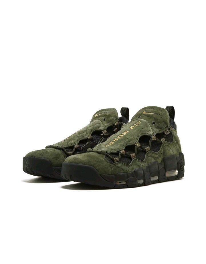Nike air air Nike mehr geld - us - dollars pack sequoia gold - sz11 (aj7383 300 659d9d