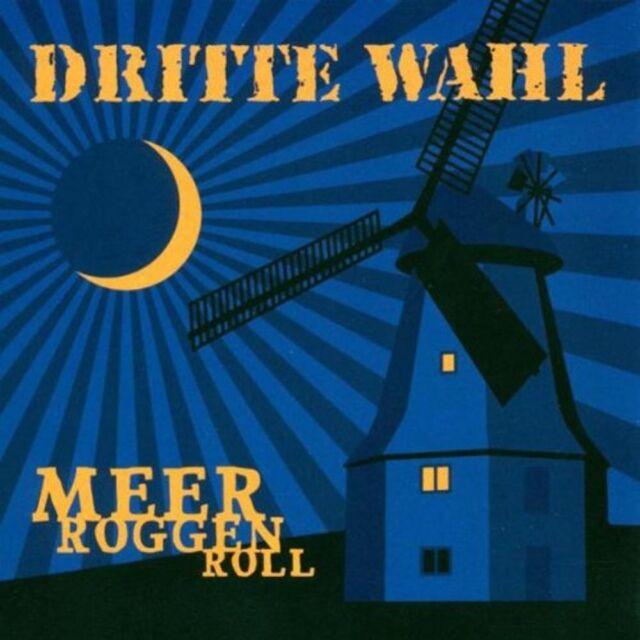 Dritte Wahl - Meer Roggen Roll [LP][schwarz]