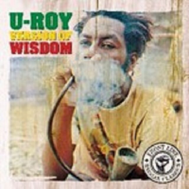 "U-ROY ""VERSION OF WISDOM"" CD NEUWARE"