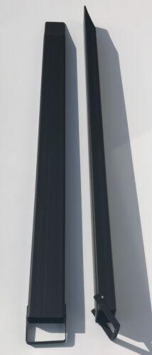 Gabelverlängerung 180 cm x 14 cm für Gabelstapler mit Magnethalterung