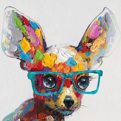 Chihuahua Painting Print