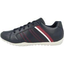 GEOX U Wells C Schuhe Herren Freizeit Sneaker Halbschuhe Schnürer U52T5C02214C
