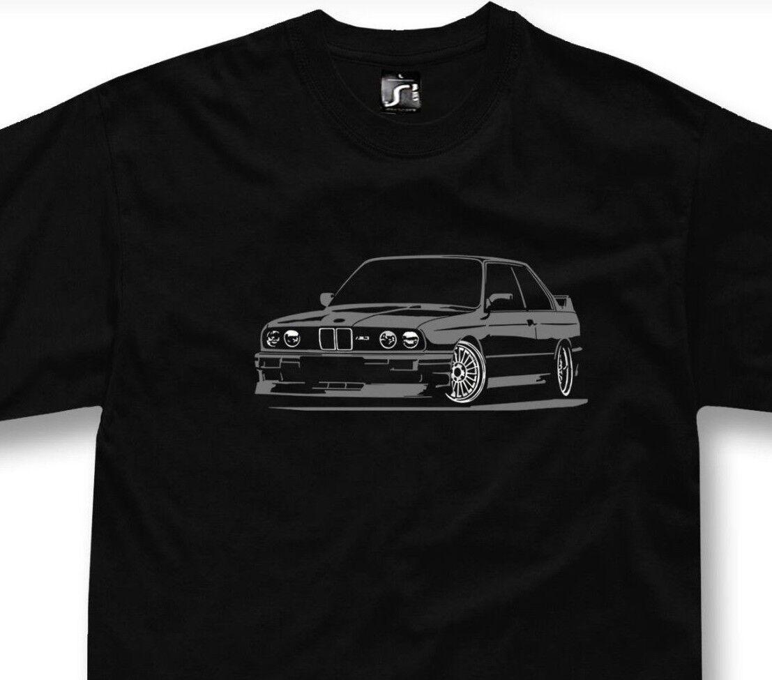 T-Shirt for bmw e30 m3 fans graphic design tshirt + sweatshirt + kapuzen NEW