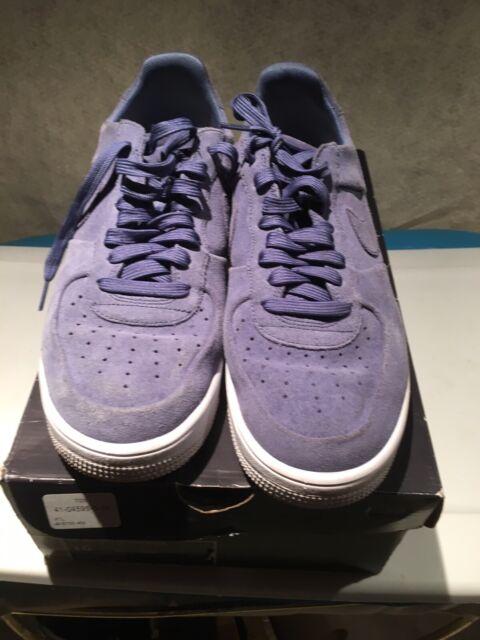 Nike Air Force 1 Ultraforce Blue MoonWhite 818735 402 Men's Size 10