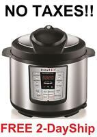 Instant Pot 6 In 1 Programmable Pressure Cooker 6 Quart 1000w V3 Instapot